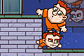 [チビ、デカの二人のチカラを合わせお金を盗み脱獄するパズルゲーム]Money Movers