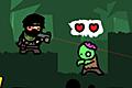 [限られた銃弾でゾンビをやっつけるパズルゲーム]Bazooki-Pocalypse