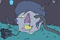 [奇妙な暗黒世界から抜け出すちょっと不気味な脱出ゲーム]Nekra Psaria
