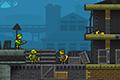 [兵士に指示を与えミッションを遂行するターン形式バトルシミュレーションゲーム]Renegades