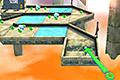 [宝石をゲットしながらボールをカップへ入れるパターゴルフゲーム]Marble Temple