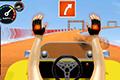 [空中コースを車で疾走する若干チープなレーシングゲーム]Roller Rider
