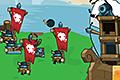 [ヴァイキングを大砲やトラップで迎え撃つ防衛シューティングゲーム]Viking Valor