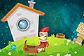 [迷子の宇宙飛行士のポイントクリックアドベンチャーゲーム]Lost Astronaut