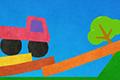[プニョプニョしたトラックのパズルアクションゲーム]Jelly Truck