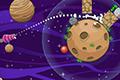 [宇宙空間でヒツジを吹っ飛ばしてエイリアンをやっつけるパズルゲーム]SHEEP VS ALIENS 2
