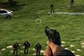 [大量のゾンビを銃で迎え撃つホラーガンシューティングゲーム]Dead Zed 2
