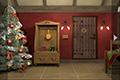 [暖炉や大きなクリスマスツリーの飾られている部屋から抜け出す脱出ゲーム]SnowDance2