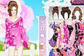 [キュートすぎる洋服をコーディネートする着せ替えゲーム]Cherry Blossom Princess